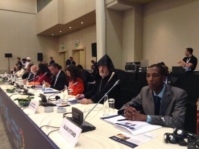 CYNESA at World Humanitarian Summit 2016