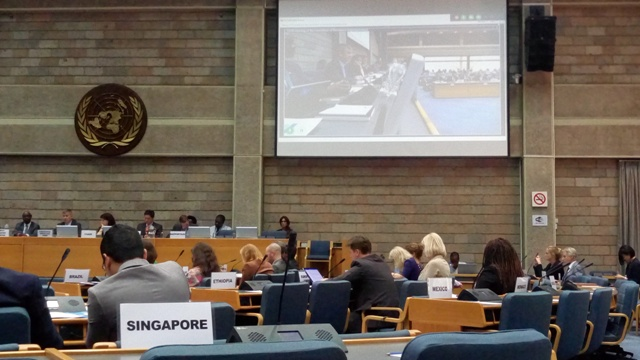 137th UNEP Committee of Permanent Representatives