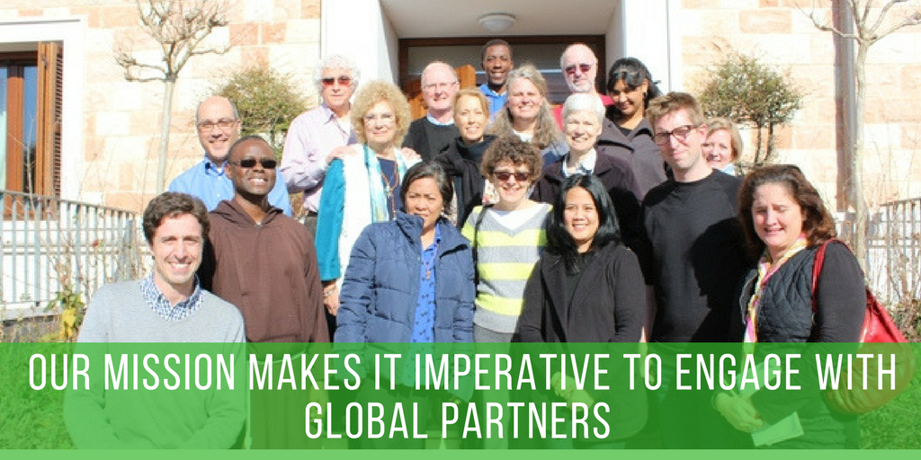 Engaging with Global Partners