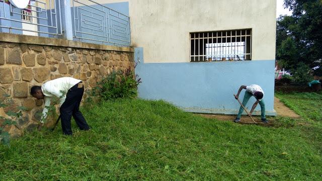 CYNESA Bukavu DRC