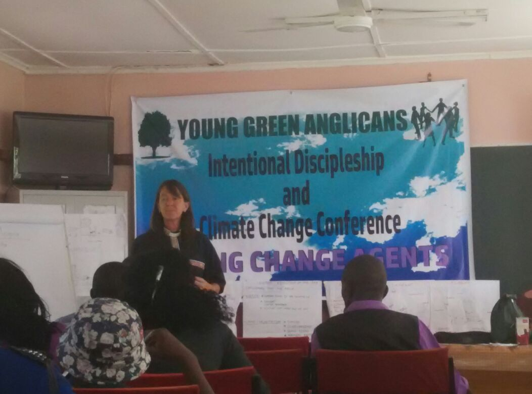CYNESA and Young Green Anglicans - Youth Discipleship and Climate Change Conference