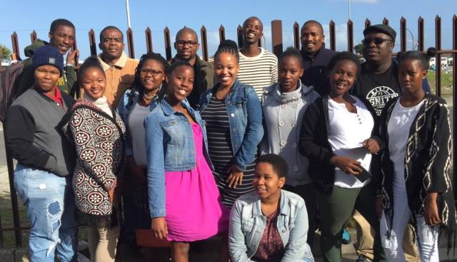 Youth Day and Laudato Si in Cape Town - CYNESA 2017