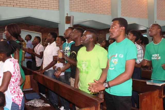 Green Sunday CYNESA Zimbabwe participants