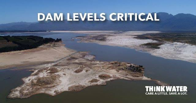 Capetown Water Crisis